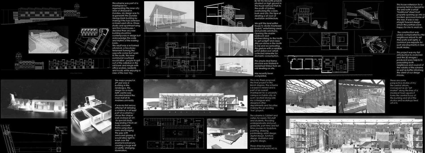 architect student project