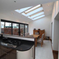 affordable contemporary house extension south queensferry architect