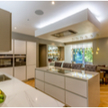 Modern Kitchen in a Listed Building